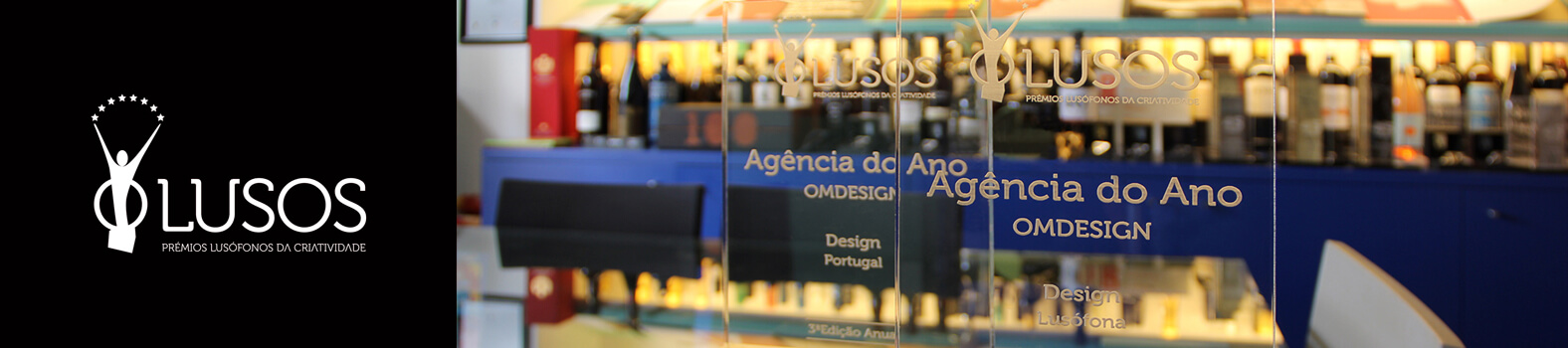 Omdesign is the Lusophone Agency of the Year