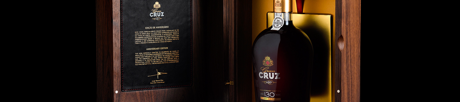 Omdesign dressed the 130 years of the Gran Cruz