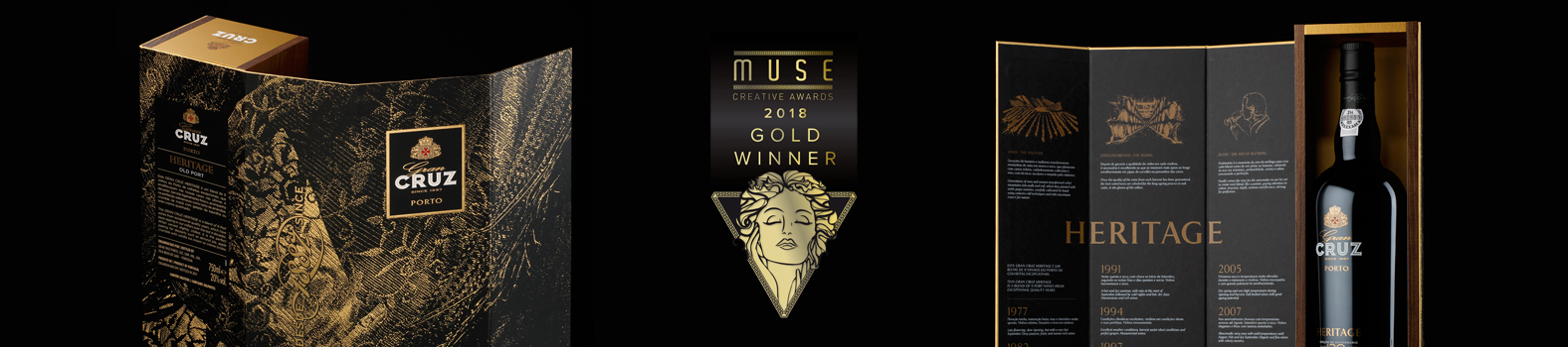 Omdesign scores again at Muse Creative Awards