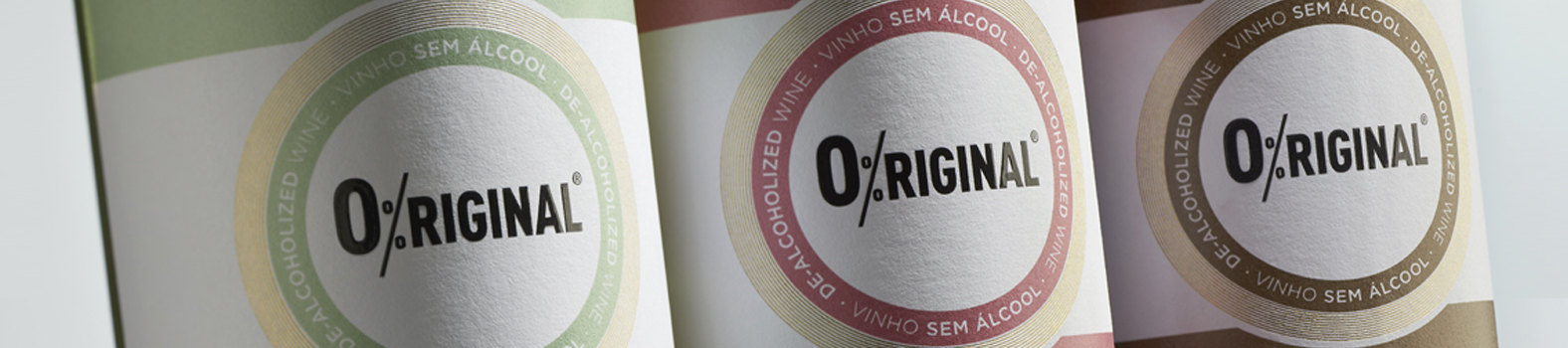 O%riginal is the new José Maria da Fonseca's brand of de-alcoholised wines
