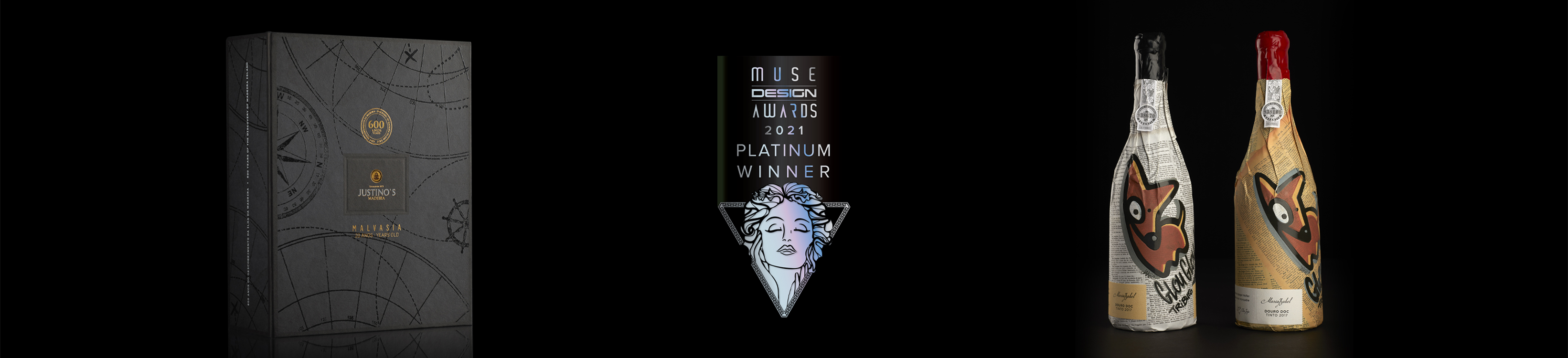 Omdesign multipremiada nos EUA nos Muse Awards 2021